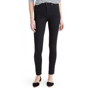 """MADEWELL 10"""" High Rise Skinny Jeans Size 28T"""